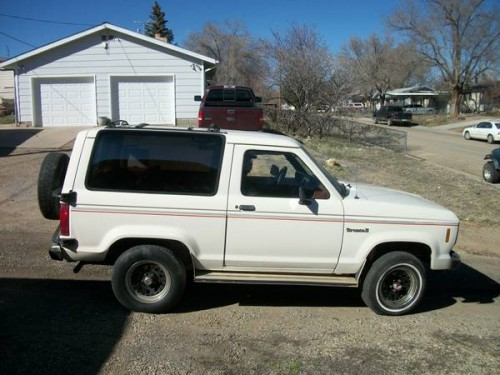 Craigslist Las Cruces Nm >> 1987 Ford Bronco II V6 Manual For Sale in Farmington, NM