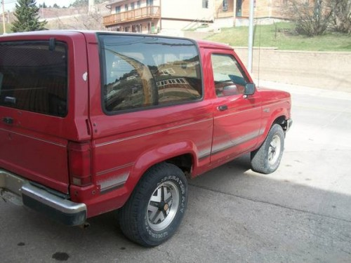 Craigslist Knox Tn >> 1989 Ford Bronco II Automatic For Sale in Deadwood, SD
